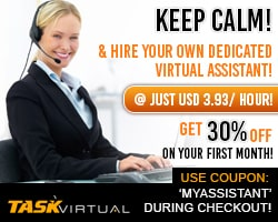 Virtual Assistant Offer - Task Virtual