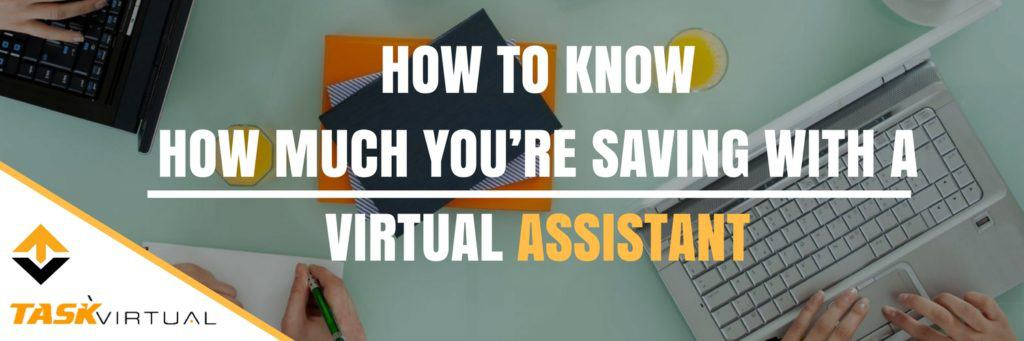 How to know how much you're saving with a VA