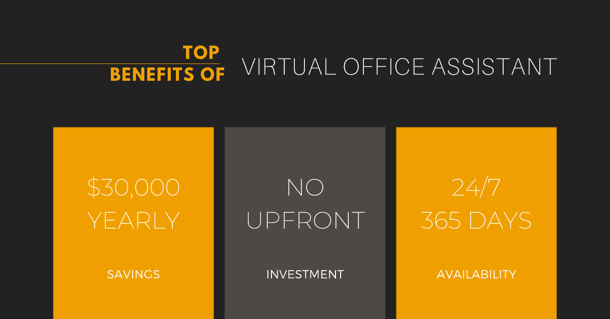 Benefits of Virtual Office Assistant