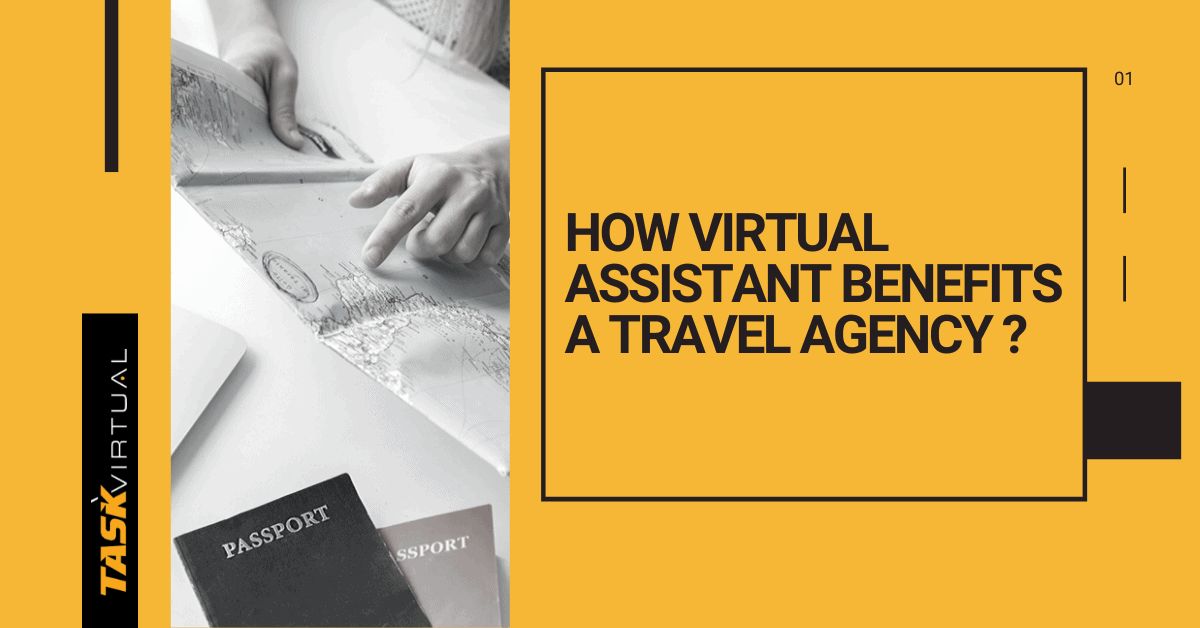 virtual assistant travel agency