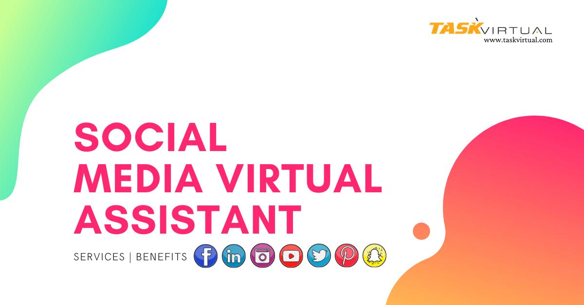 social media virtual assistant service