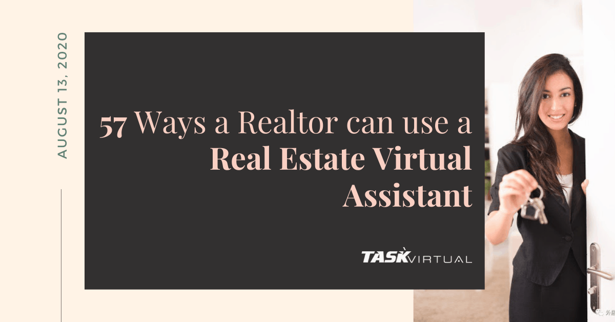 Uses of Real Estate Virtual Assistant