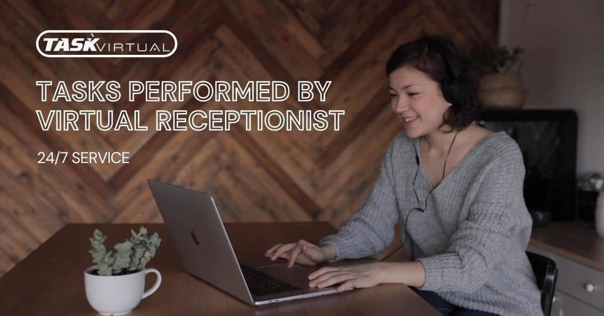 41 Tasks Processed By Virtual Receptionist