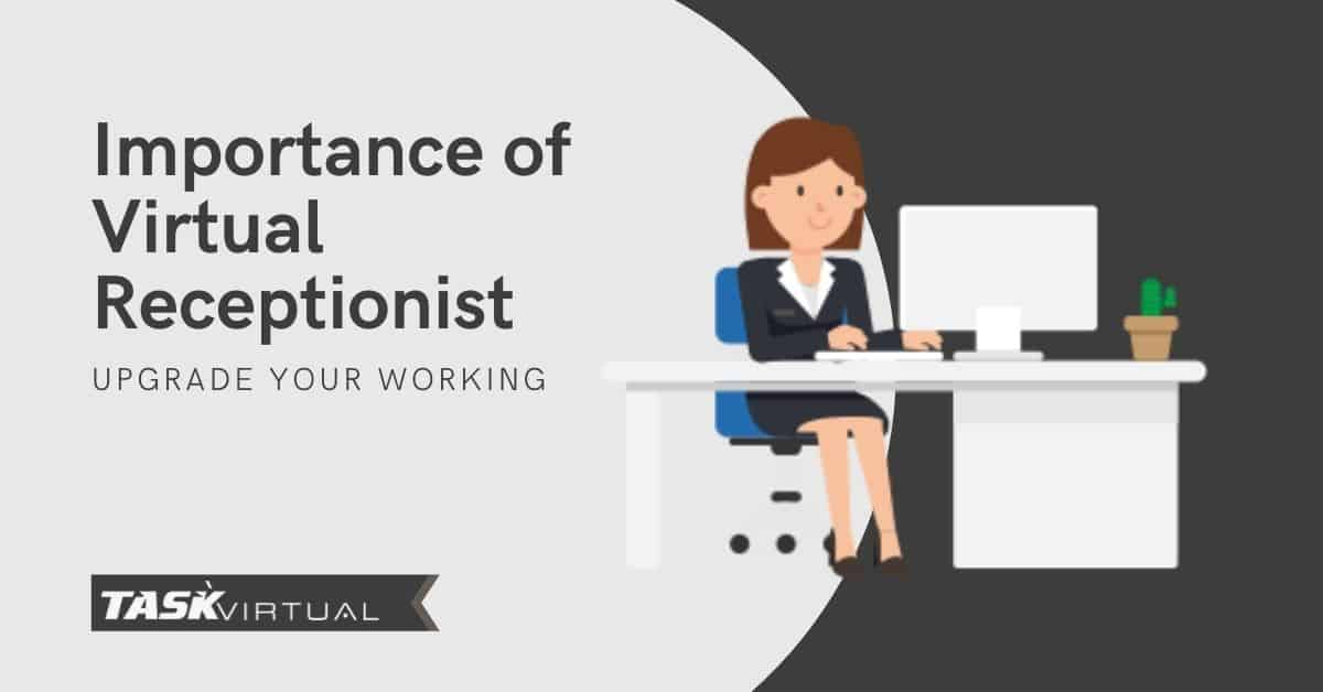 Importance of Virtual Receptionist