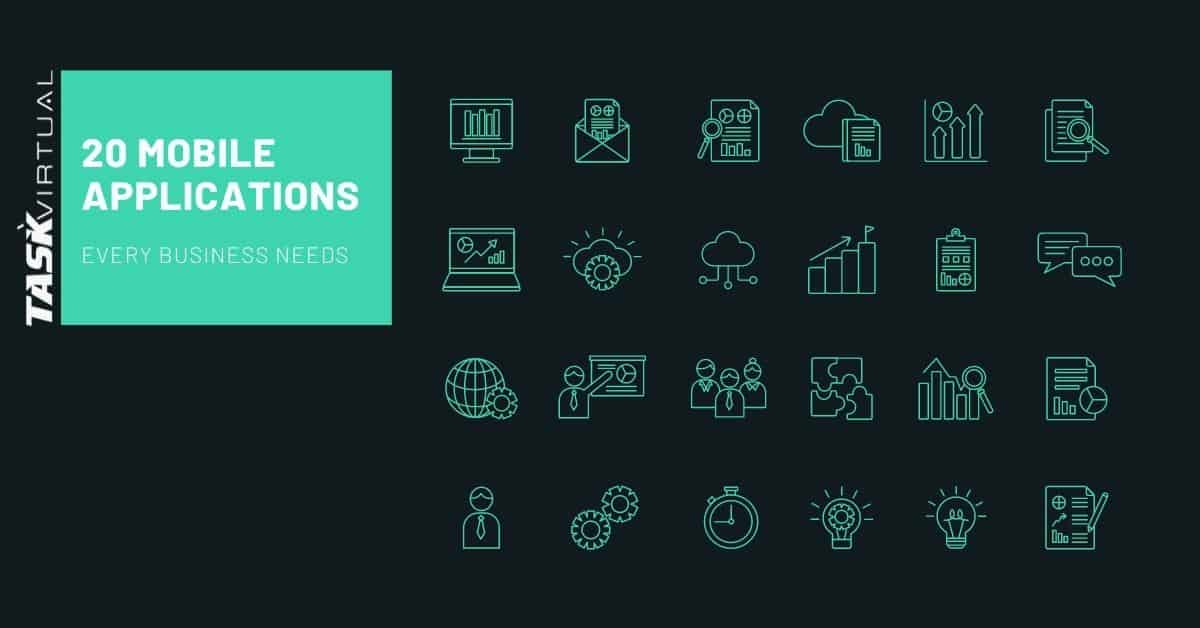 Top 20 Business Applications