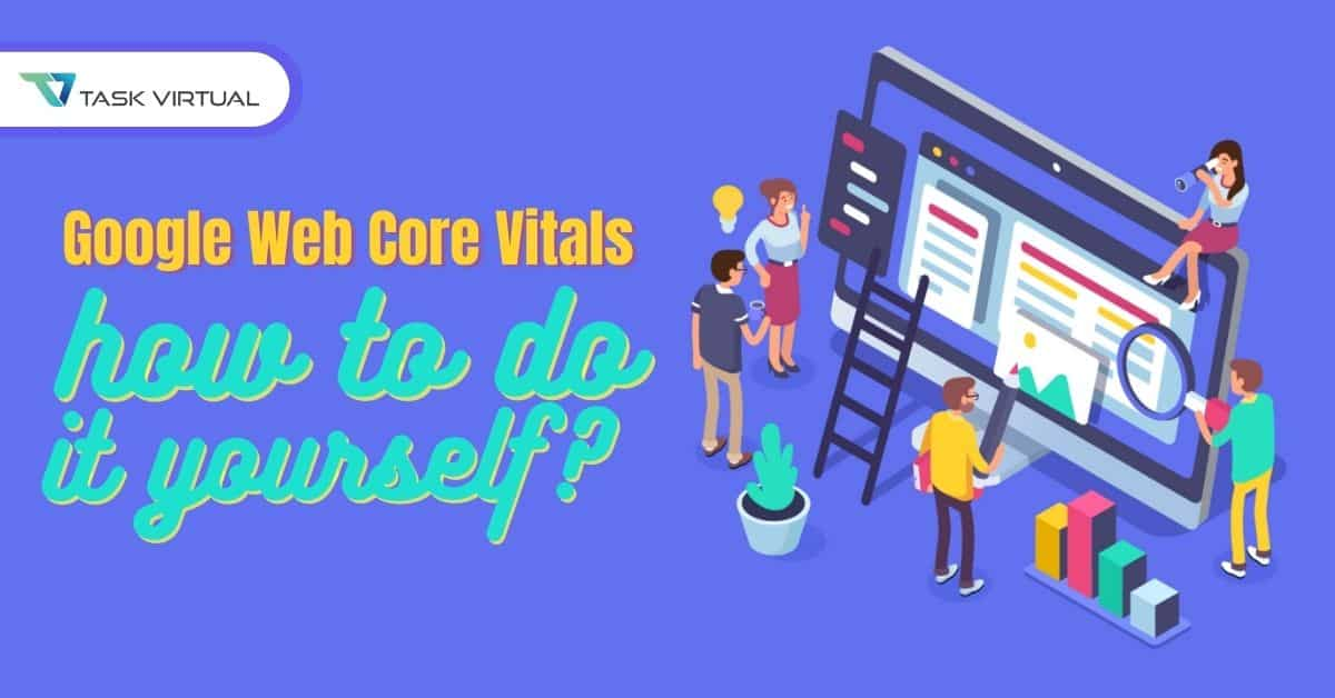how va can help in imporving web core vital of google