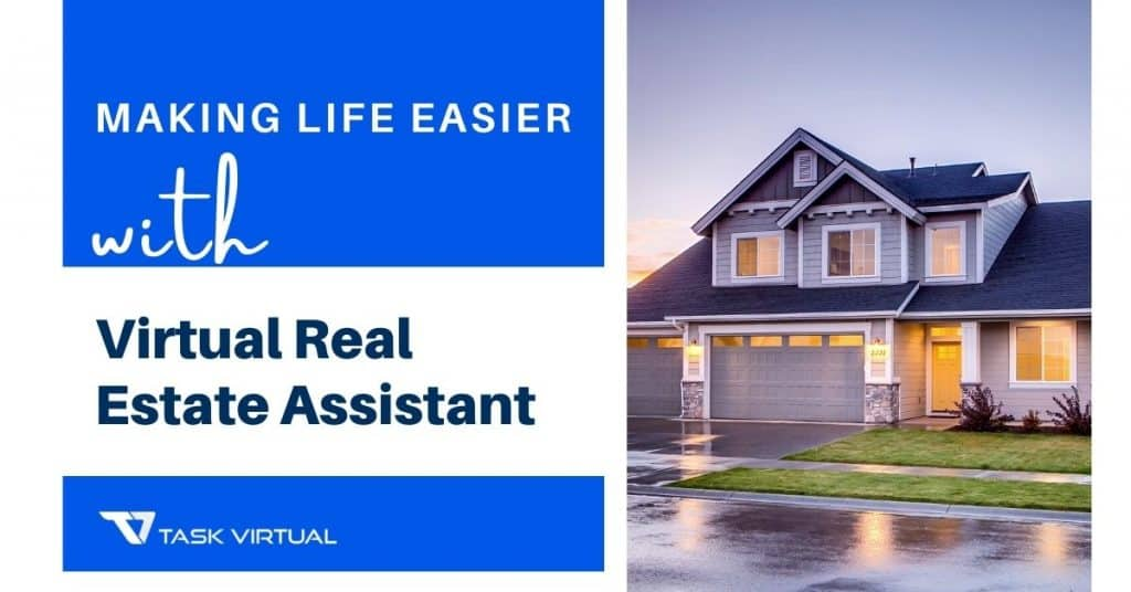 remote real estate assistant services