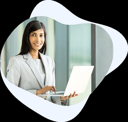 assistant offering concierge services